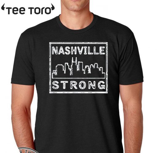 2020 Nashvillestrong Shirt