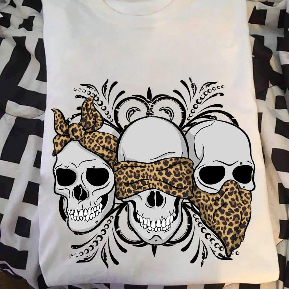 3 Skulls Shirt