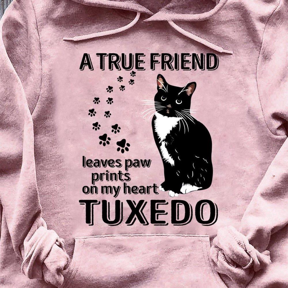 A True Friend Tuxedo Shirt
