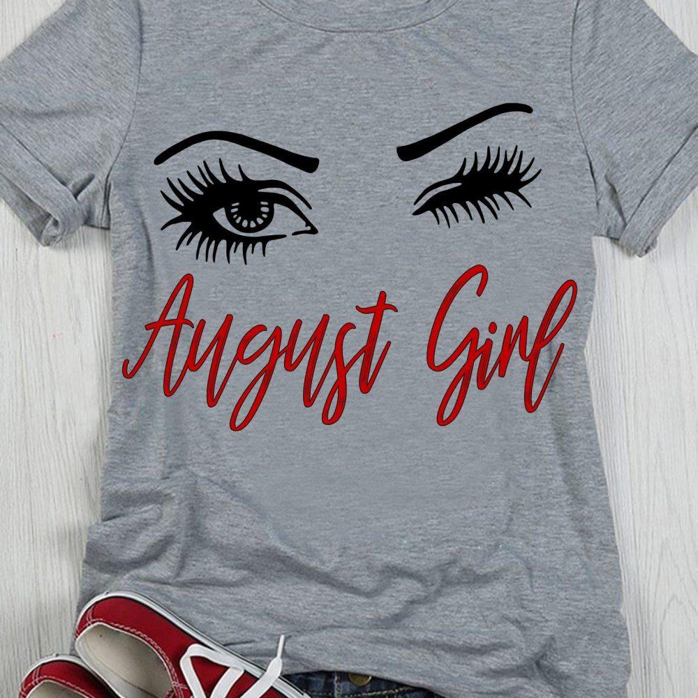 August Girl Shirt