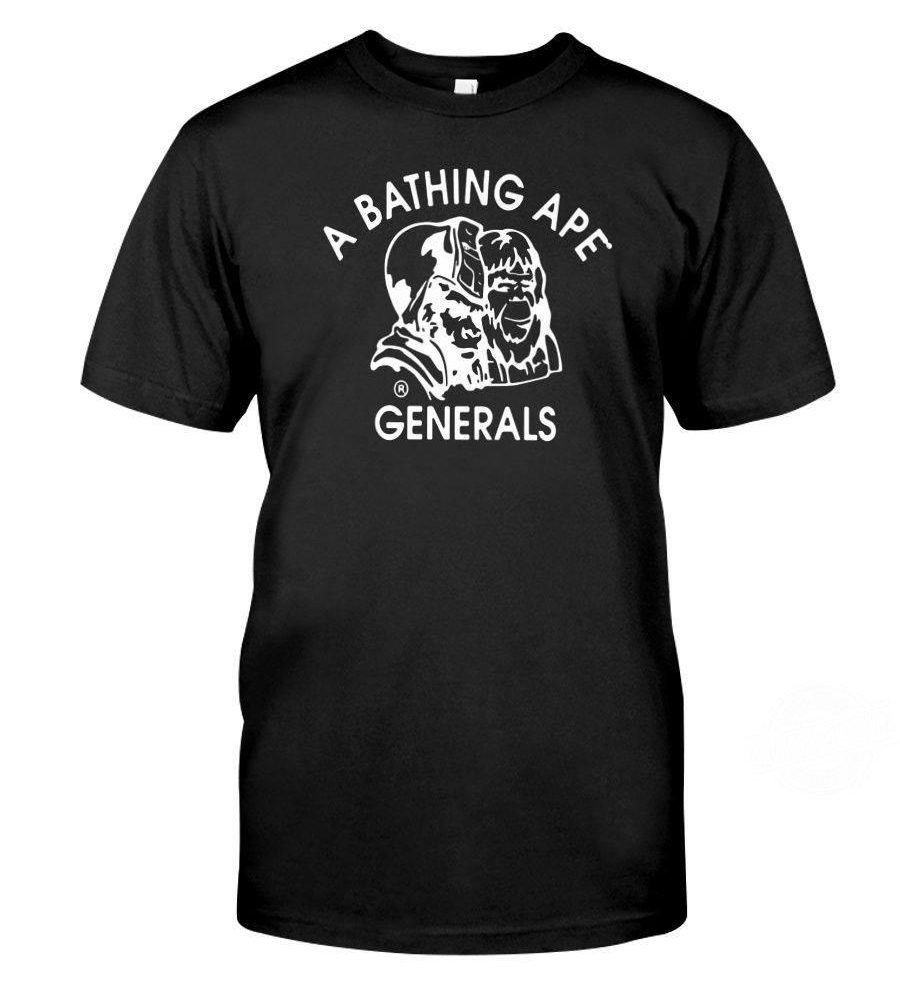 BIGFOOT A BATHING APE GENERALS Shirt