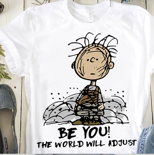 Be You The World Will Adjust The Kid Shirt