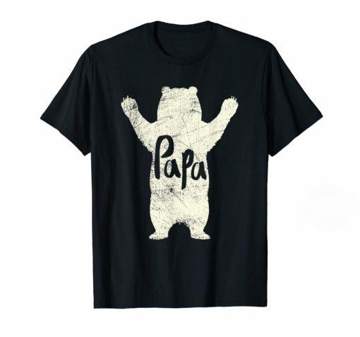 Big Papa Bear Hug Shirt
