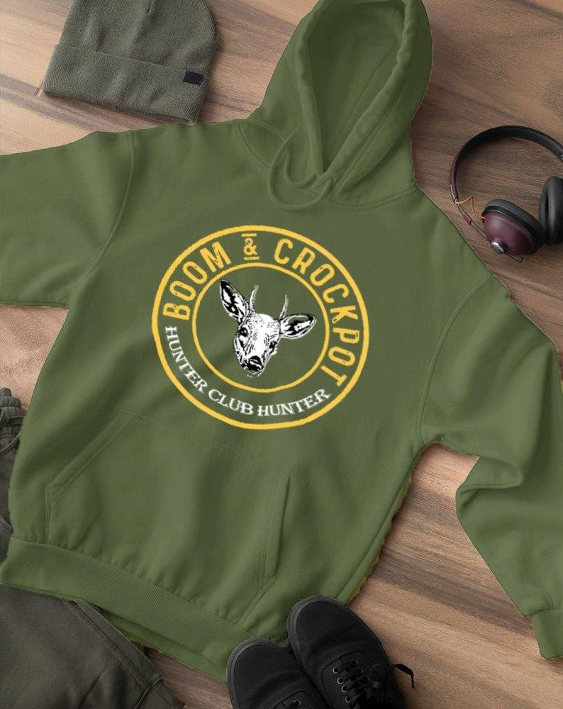 Boom & Crockpot Hunter Clubb Hunter Shirt