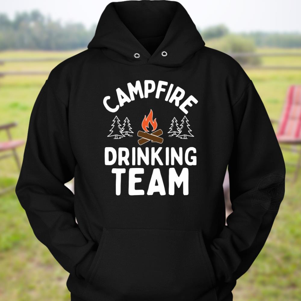 Campfire Drinking Team Shirt