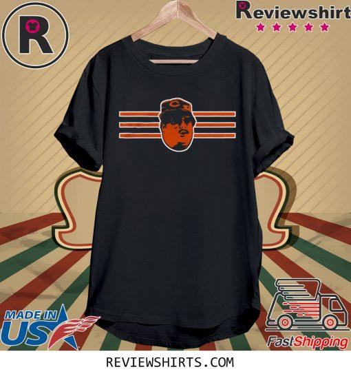 Chicago Bears Shirt Chris Farley Face Head Shirt