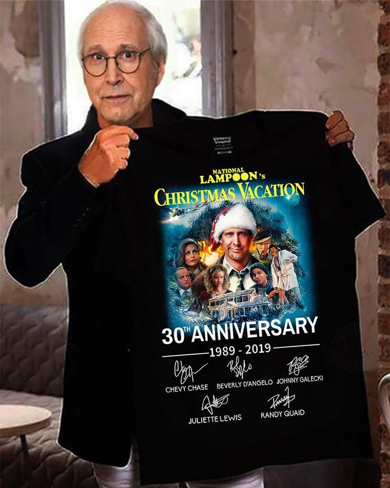 Christmas Vacation 30th Anniversary Shirt