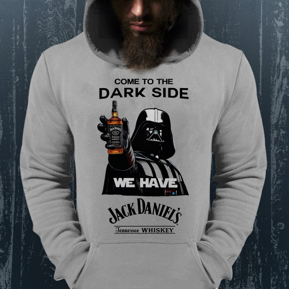 Come To The Dark Side We Have Jack Daniel's Whiskey Shirt