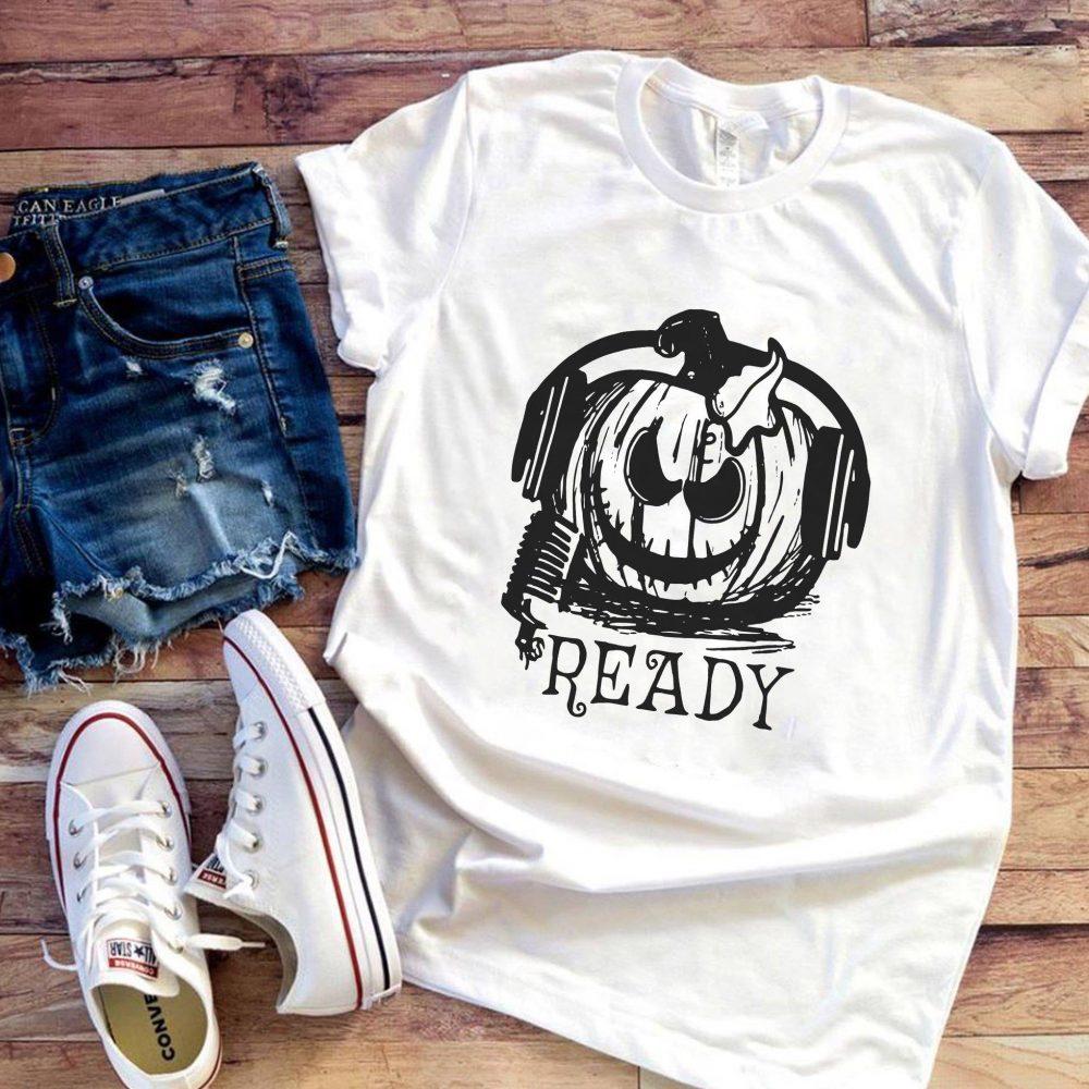 DJ Pumpkin Ready Shirt