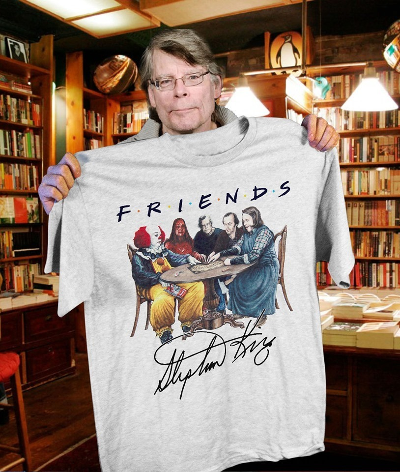 Friends Signatures Shirt