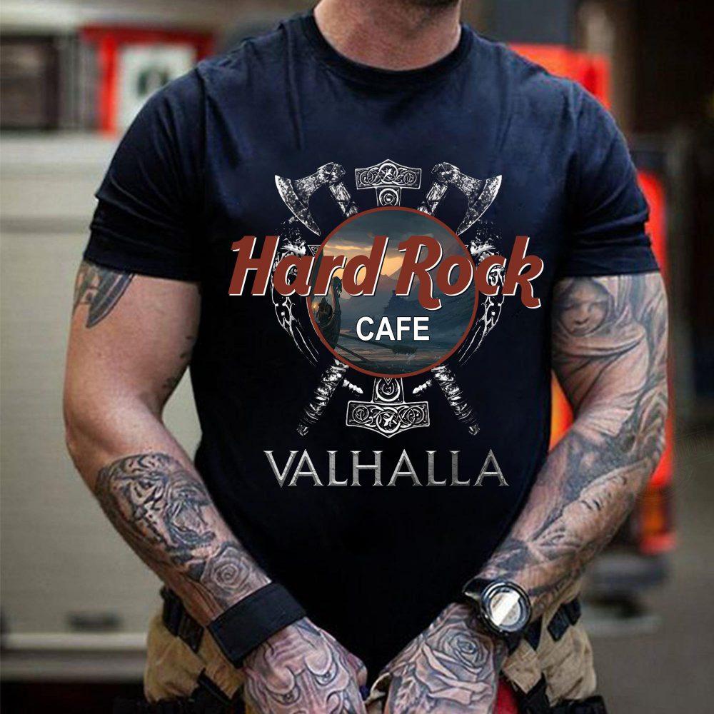 Hard Rock Valhalla Shirt