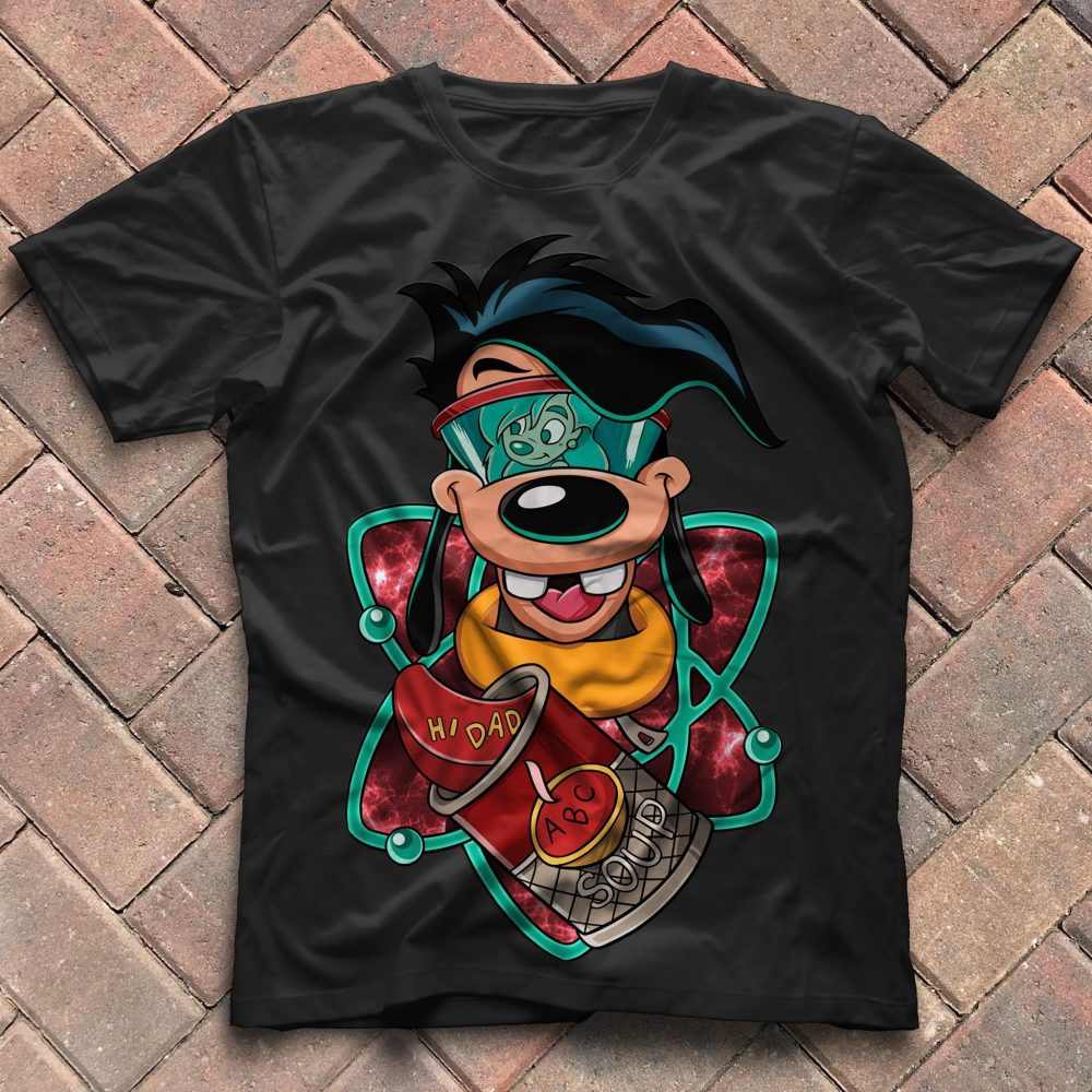 Max Goof Hi Dad Shirt