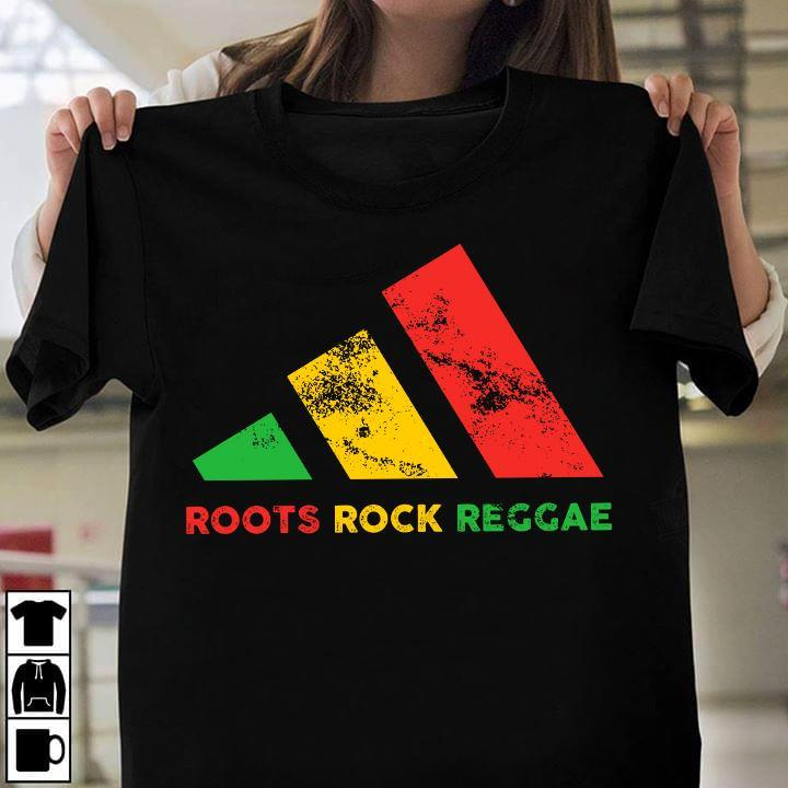 Roots Rock Reggae Shirt