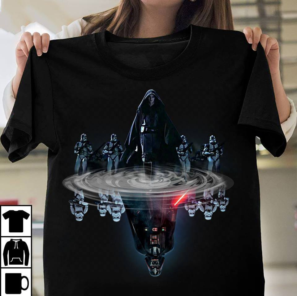 The Star Wars Reflection In The Water Shirt
